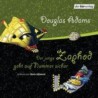 Douglas  Adams - Der junge Zaphod geht auf Nummer sicher