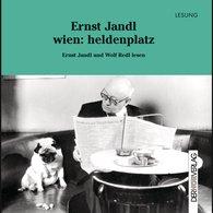 Ernst  Jandl - wien: heldenplatz