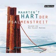 Maarten  't Hart - Der Psalmenstreit