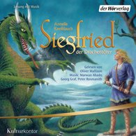 Annelie  Knoblauch - Siegfried, der Drachentöter