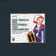 Peter  Wapnewski - Der Tristan des Gottfried von Straßburg