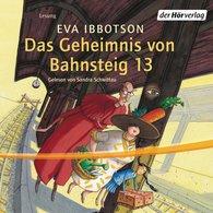 Eva  Ibbotson - Das Geheimnis von Bahnsteig 13