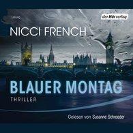 Nicci  French - Blauer Montag