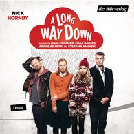 Nick  Hornby - A Long Way Down