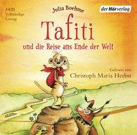 Julia  Boehme - Tafiti und die Reise ans Ende der Welt