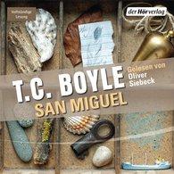 T.C.  Boyle - San Miguel