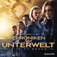 Cassandra  Clare - Chroniken der Unterwelt - City of Bones (Filmhörspiel)