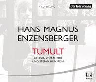 Hans Magnus  Enzensberger - Tumult