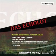 Walter  Kempowski, Walter  Adler - Das Echolot