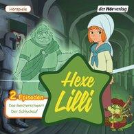 Eva  Wehrum - Hexe Lilli: Das Geisterschwert & Der Schluckauf