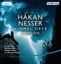 Håkan  Nesser - Himmel über London