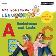 Swantje  Zorn - Die Vorschul-Lernraupe: Buchstaben und Laute