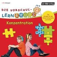 Swantje  Zorn - Die Vorschul-Lernraupe: Konzentration