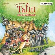 Julia  Boehme - Tafiti und die Affenbande