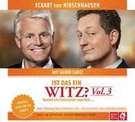 Eckart von Hirschhausen, Guido  Cantz - Ist das ein Witz? Kommt ein Entertainer zum Arzt ...