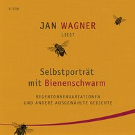 Jan  Wagner - Selbstporträt mit Bienenschwarm