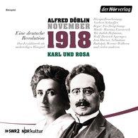Alfred  Döblin - November 1918. Eine deutsche Revolution