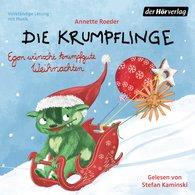 Annette  Roeder - Die Krumpflinge - Egon wünscht krumpfgute Weihnachten