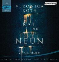 Veronica  Roth - Rat der Neun - Gezeichnet