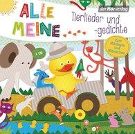 Martin  Pfeiffer  (Hrsg.) - Alle meine Tierlieder und -gedichte