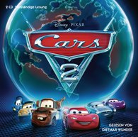 Lisa  Papademetriou - Cars 2