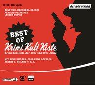 Rolf A.  Becker, Alexandra  Becker, Lester  Powell, Francis  Durbridge - Best of Krimi Kult Kiste