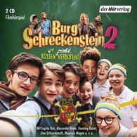 Oliver  Hassencamp - Burg Schreckenstein 2 - küssen (nicht) verboten