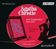Agatha  Christie - Auch Pünktlichkeit kann töten