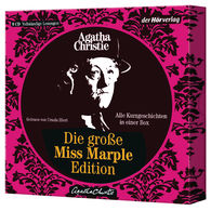 Agatha  Christie - Die große Miss-Marple-Edition