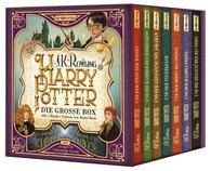 J.K.  Rowling - Harry Potter. Die große Box zum Jubiläum. Alle 7 Bände.