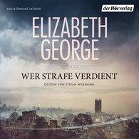 Elizabeth  George - Wer Strafe verdient