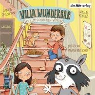 Linnea  Svensson - Villa Wunderbar. Das Zimtschnecken-Wunder