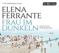 Elena  Ferrante - Frau im Dunkeln