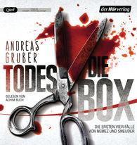 Andreas  Gruber - Die Todes-Box. Die ersten vier Fälle von Nemez und Sneijder