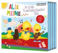 Susanne  Herbert  (Hrsg.) - Alle meine Kinderlieder-Klassiker-Box