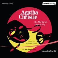 Agatha  Christie - Ein Mord wird angekündigt