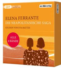 Elena  Ferrante - Die Neapolitanische Saga