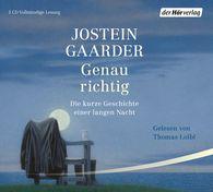 Jostein  Gaarder - Genau richtig