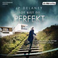 JP  Delaney - Tot bist du perfekt
