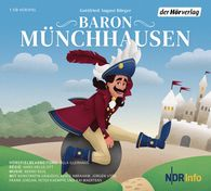Gottfried August  Bürger - Baron Münchhausen