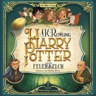 J.K.  Rowling - Harry Potter und der Feuerkelch