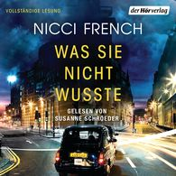 Nicci  French - Was sie nicht wusste