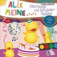 Martin  Pfeiffer  (Hrsg.) - Alle meine Geburtstags- und Partylieder-Klassiker