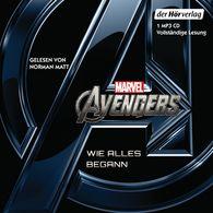 Thomas  Macri - Marvel Avengers