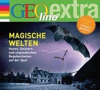 Martin  Nusch - Magische Welten - Hexen, Geistern und unglaublichen Begebenheiten auf der Spur