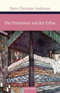 Hans Christian  Andersen - Die Prinzessin auf der Erbse