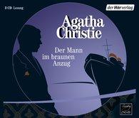 Agatha  Christie - Der Mann im braunen Anzug