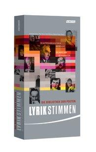 Christiane  Collorio  (Hrsg.), Peter  Hamm  (Hrsg.), Harald  Hartung  (Hrsg.), Michael  Krüger  (Hrsg.) - Lyrikstimmen