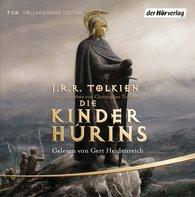 J.R.R.  Tolkien - Die Kinder Húrins