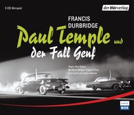 Francis  Durbridge - Paul Temple und der Fall Genf